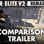 Sniper Elite V2 Remastered's launch trailer takes aim