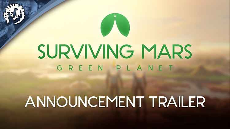 Surviving Mars announces new terraforming expansion