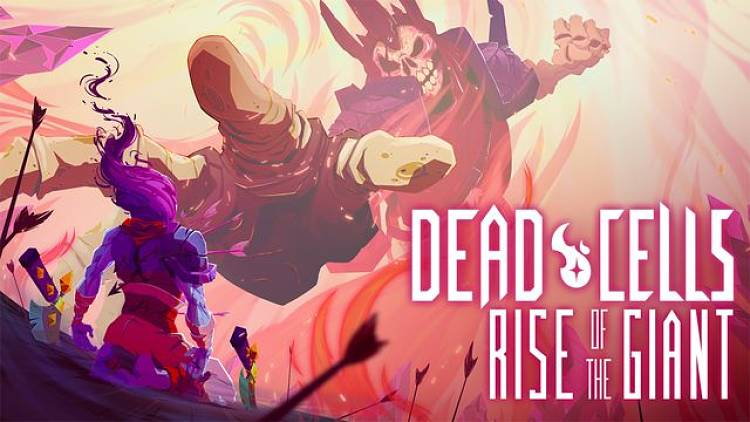 Dead Cells DLC Rise of the Giant Launches