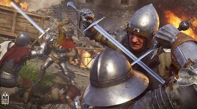 Kingdom Come: Deliverance will be available for free on Epic Games Store next week
