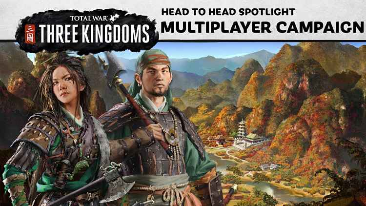 Total War Three Kingdoms Multiplayer Campaign Spotlight