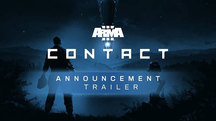 Arma 3 Contact, new campaign, announced
