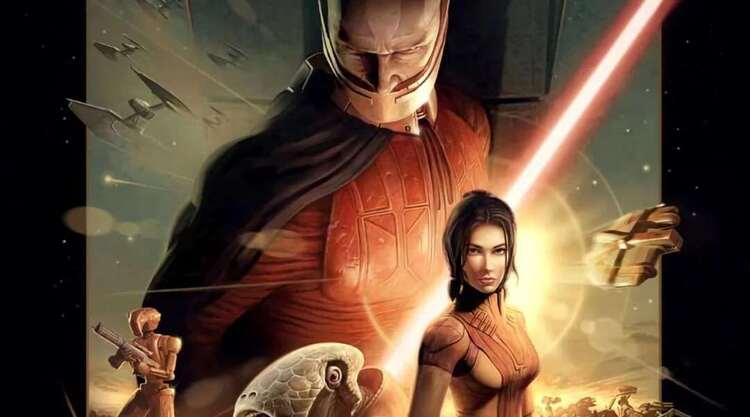 Knights of the Old Republic is apparently getting a film