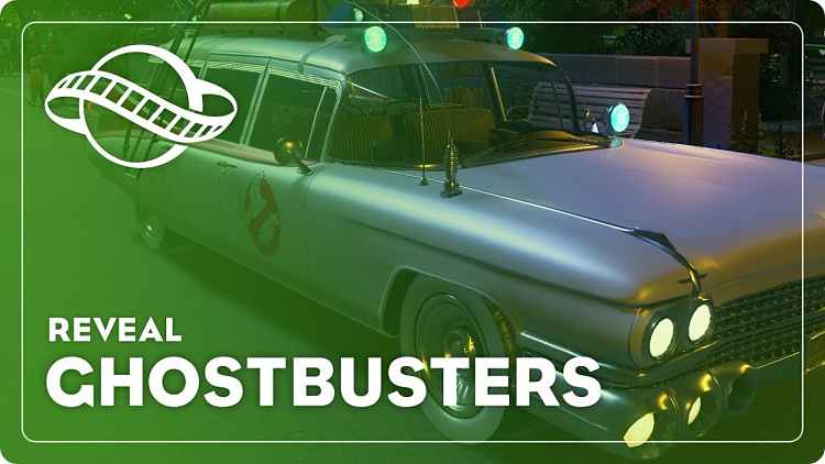 Planet Coaster teases Ghostbusters addon