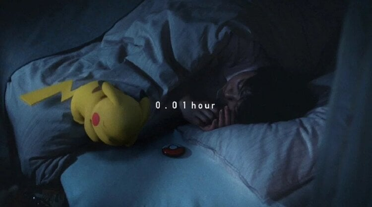 Pokemon Sleep Game Announced