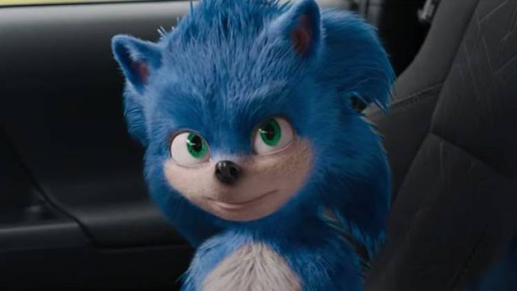 Jim Carrey is not a fan of the Sonic The Hedgehog redesign