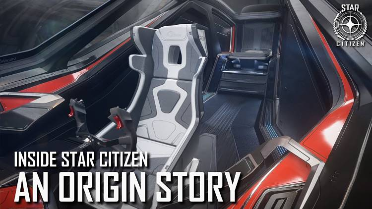 Inside Star Citizen video takes a look at Origin ships