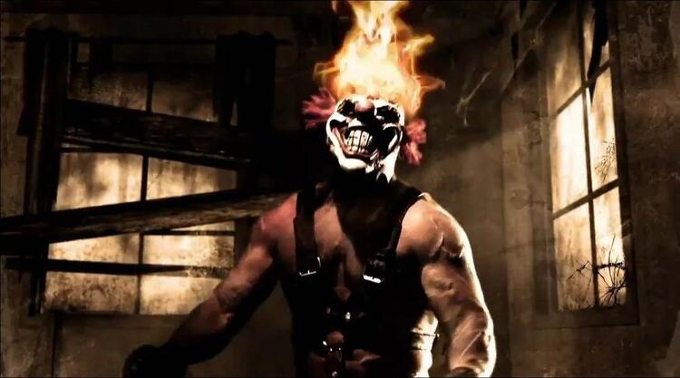 PlayStation Productions Adapting Twisted Metal