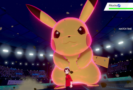 Pokemon Sword and Shield Dynamax Pokemon