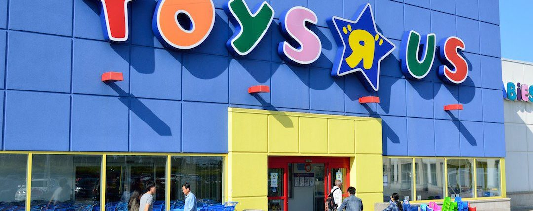Toys R Us is Reopening Later This Year