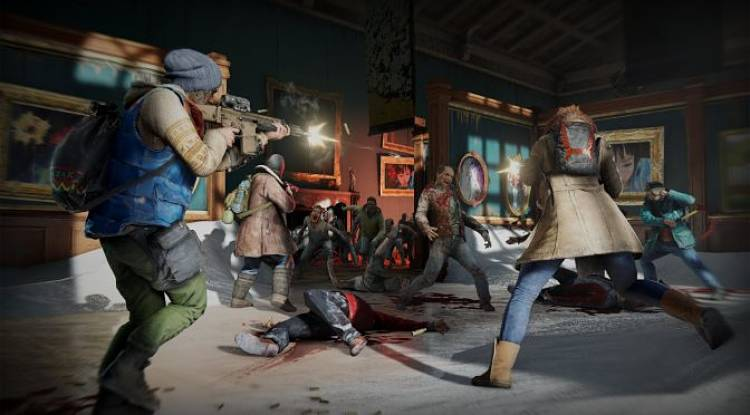 Two new PvE missions and a horde mode coming to World War Z