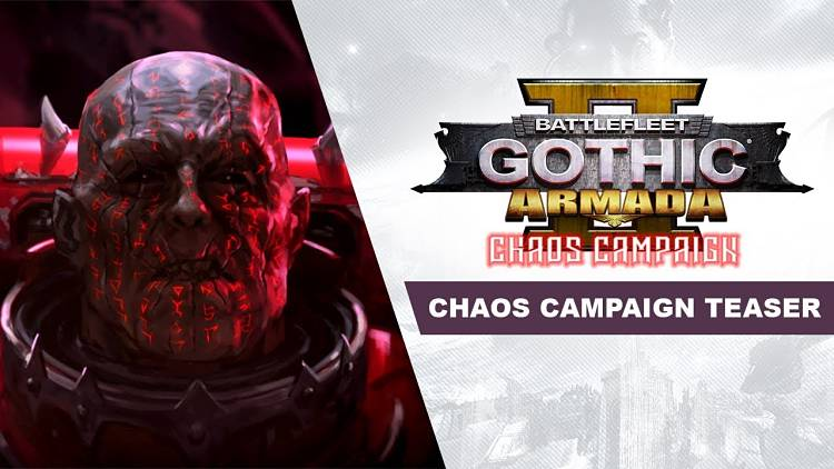 Battlefleet Gothic: Armada 2 Teases Chaos Campaign