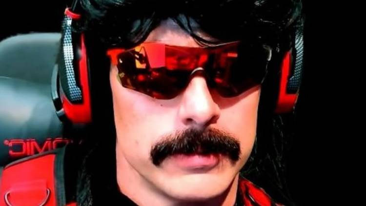 Dr. Disrespect Twitch Channel Unbanned