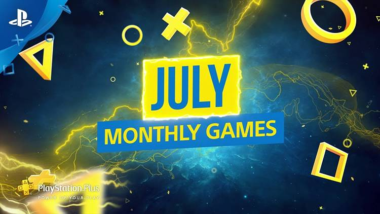Free PS Plus games in July 2019