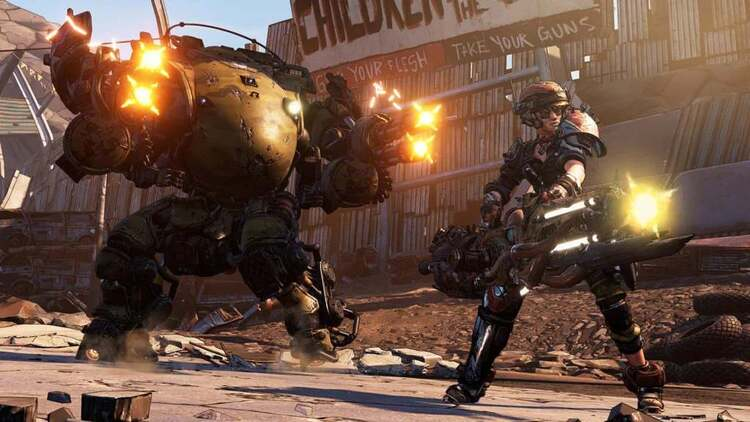 Borderlands 3 releases new trailer, amps up comradery and fun
