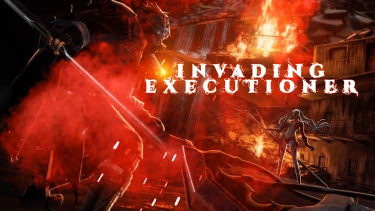 Code Vein Invading Executioner Trailer