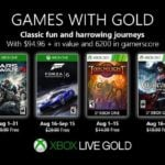 Xbox Live Games with Gold line-up for August 2019 announced