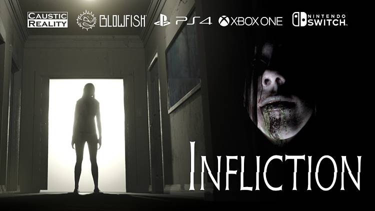 Infliction Console Announcement Trailer