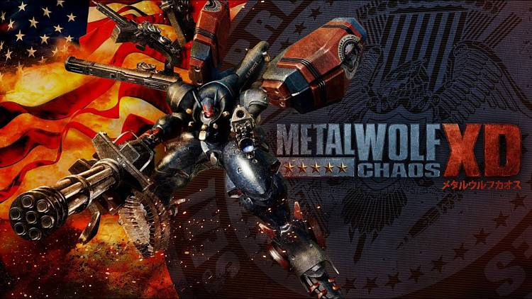 Get some anime action with Metal Wolf Chaos XD