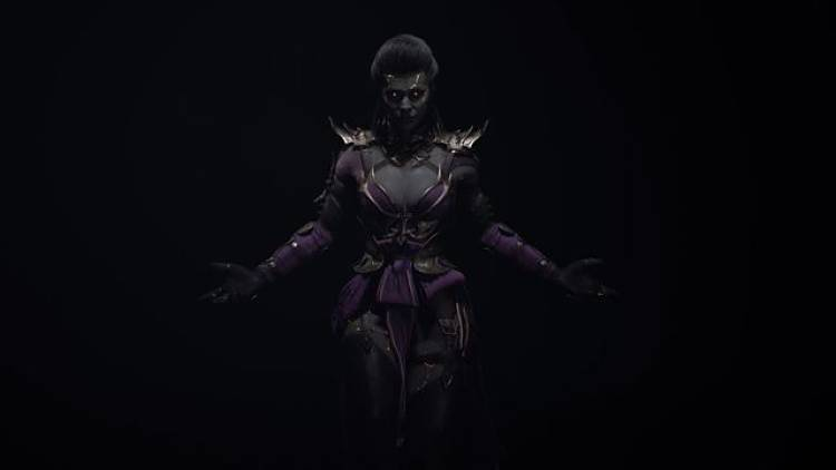 Sindel is coming to MK 11