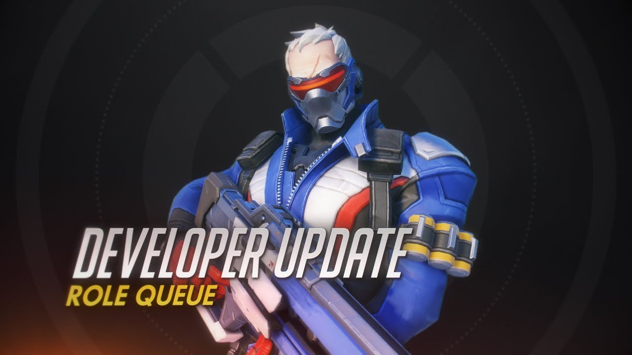 New Queue system in Overwatch completely changes matchmaking