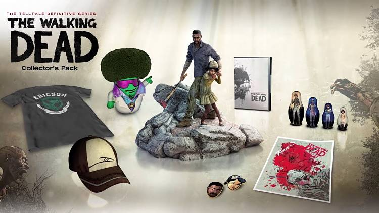 The Walking Dead: The Telltale Definitive Series coming to Epic Store