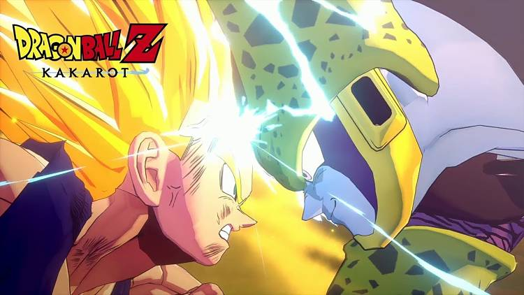 Dragon Ball Z: Kakarot Will Include Cell Saga