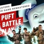 Ghostbusters: The Video Game Remastered has a release date