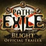 Blight League going core in Path of Exile