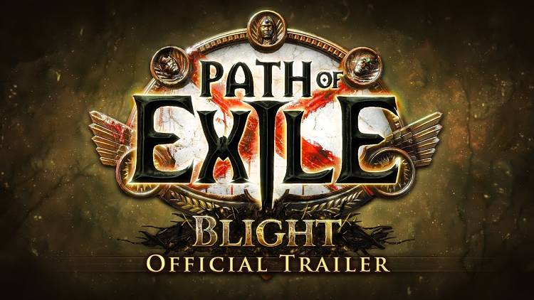 Path of Exile Blight Expansion Announced