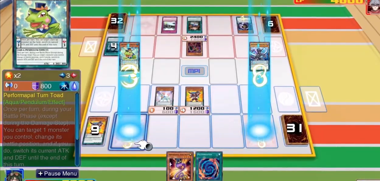 Yu-Gi-Oh! Legacy of the Duelist: Link Evolution (Switch) Review
