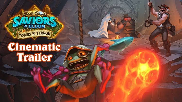 Hearthstone: Doom in the Tomb Events Announced