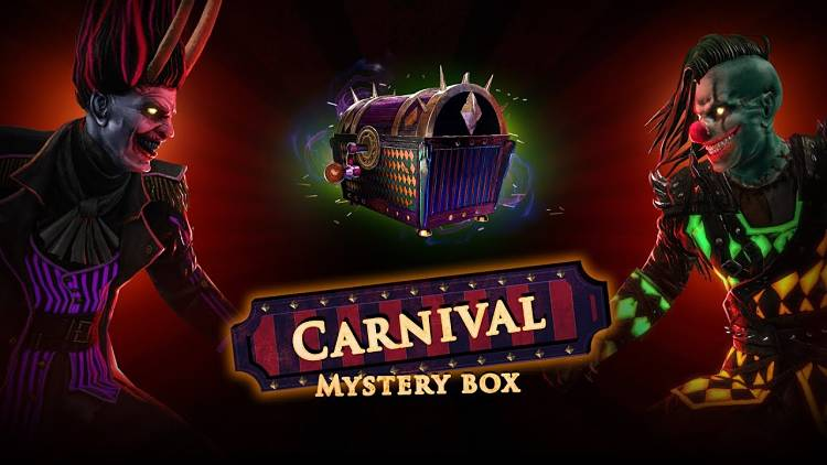 Path of Exile Carnival Mystery Box Announced