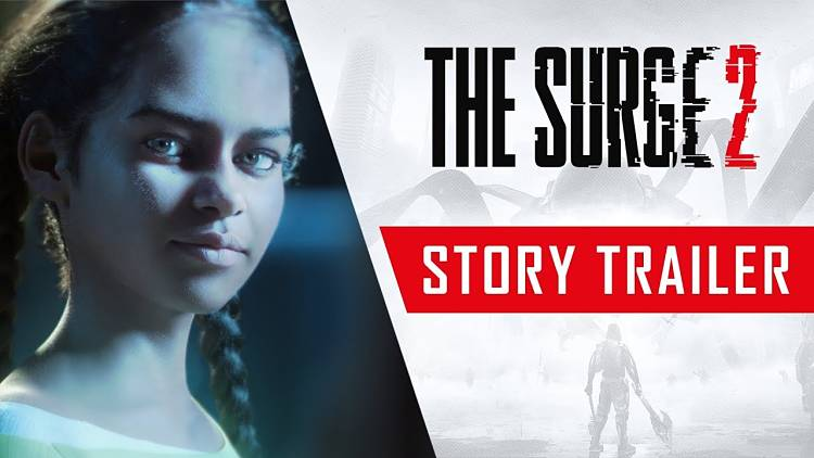 The Surge 2 Story Trailer