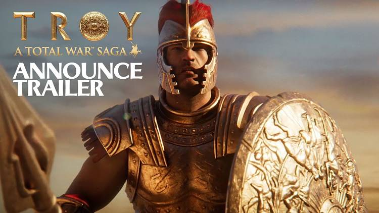 Total War Saga: Troy officially announced for a 2020 release