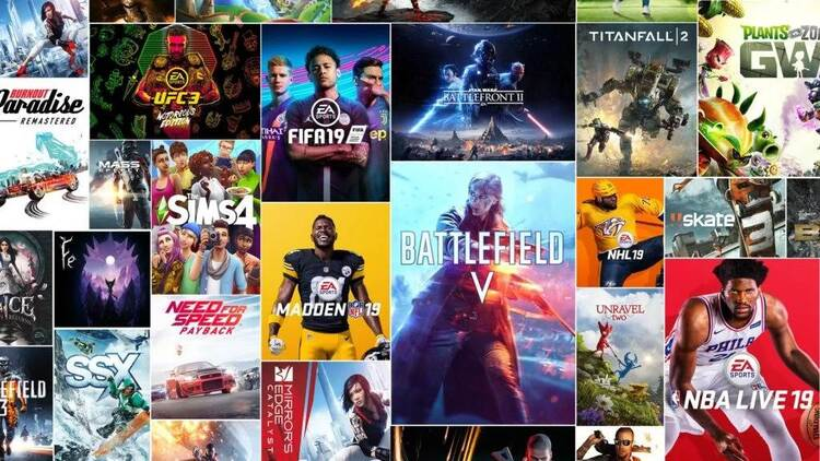 Electronic Arts pushes for more live services in games
