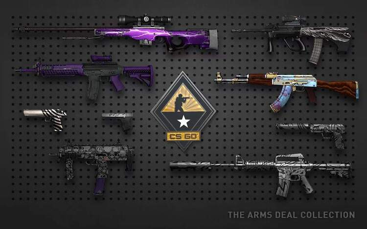 Counter-Strike Key Reselling Banned