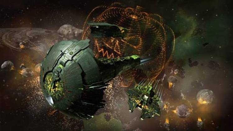 EVE Online Halloween event begins, free skins and 100% loot drop