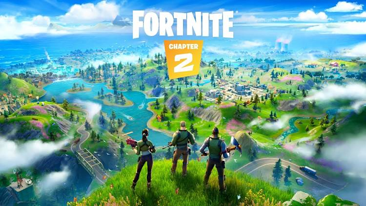 Fortnite comes back with Chapter 2 Season 1