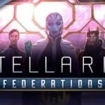 Stellaris announces new Federations expansion, species pack