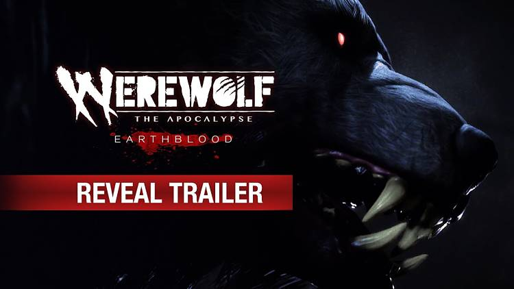 Werewolf: The Apocalypse – Earthblood Reveal Trailer