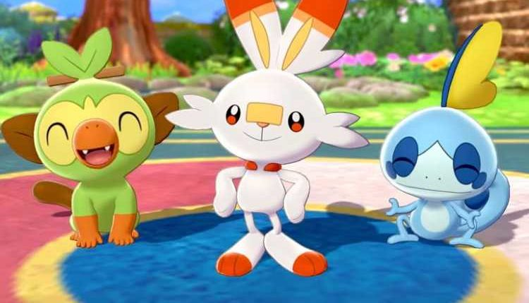 Pokemon Sword and Shield Modders