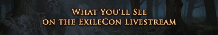 ExileCon begins soon, here's what's happening
