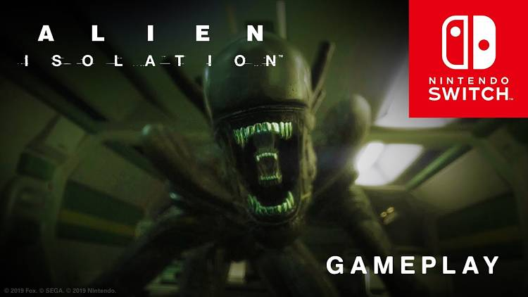 Alien: Isolation Confirmed for Switch