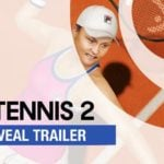 AO Tennis 2 announces new story mode in trailer