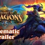 Hearthstone wrapping up storyline with Descent of Dragons expansion