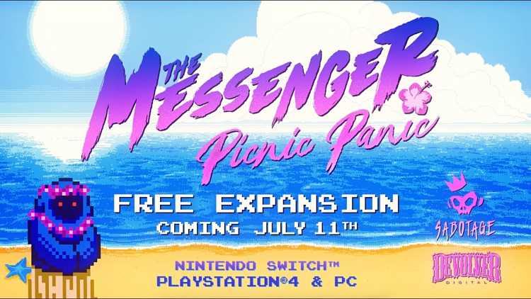 The Messenger is free on the Epic Games Store this week