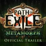 Metamorph going core in Path of Exile 3.10