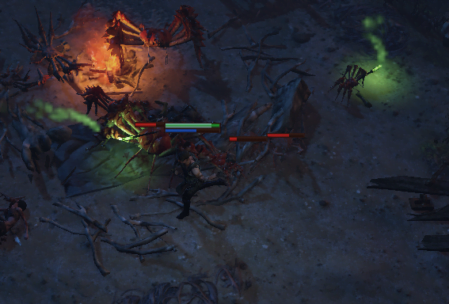 Path of Exile Sample Monsters