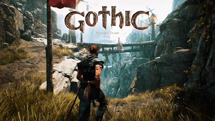 THQ Nordic teases Gothic remake with new trailer